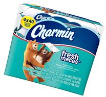 Charmin Freshmates Flushable Wipes - 160 ct