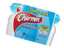 Charmin Freshmates Wipes-Combo Pack-80ct