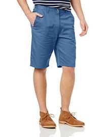 Volcom Frickin Modern Stretch Short - Men's Workwear Blue,