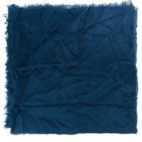 Faliero Sarti - fringed edge scarf - women - Silk - One Size