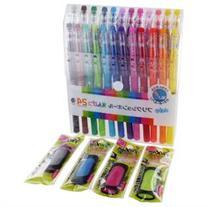 Pilot FriXion Erasable Gel Ink Pens, 0.7mm, Assorted Colors
