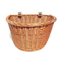 Colorbasket 01433 Junior Front Handlebar Wicker Bike Basket