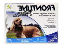 Merial Frontline Plus Flea and Tick Control for 23 to 44-