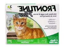 Merial Frontline Plus for Cats and Kittens Up to 8-Week and Older