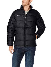 Columbia Men's Frost-Fighter Puffer Jacket, Black, Small