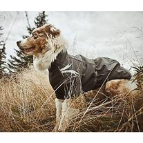 Hurtta Collection Frost Jacket for Pets, 32-Inch, Granite