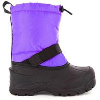 Northside Frosty Winter Boot ,Bright Purple,6 M US Toddler