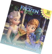 Frozen Fever Pictureback with Cardstock and Stickers