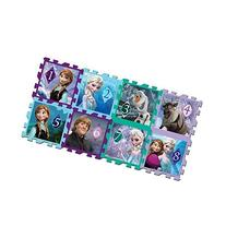 Disney Frozen 8pc Interlocking Foam Floor Mat Hopscotch