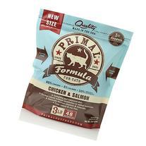 Primal Frozen Raw Chicken Salmon Nugget Cat Food