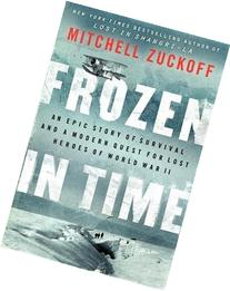 FROZEN IN TIME {Frozen in Time} Hardcover:  by Mitchell