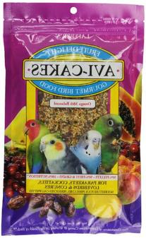 Classic Avi-Cakes Pet Bird Food, Made with Non-GMO and