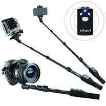 Fugetek FT-568 Professional Selfie Stick with Bluetooth