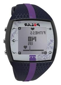 Polar FT7 Heart Rate Monitor Workout Watch, Blue/Lilac