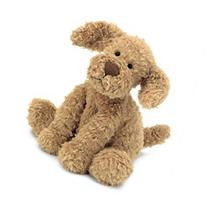 Fuddlewuddle Tan Puppy 9 by Jellycat