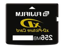 Fuji 256MB xD Picture Card Memory