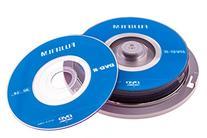 Fujifilm 25302410 8cm DVD-R 10-disk Spindle Pack - 1.4gb 30