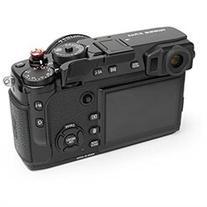 Fujifilm X-Pro2  Folding Thumb Grip by LENSMATE - Black