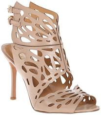 Nine West Women's Fullforce Heeled Sandal,Taupe,9.5 M US