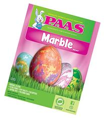 PAAS Fun Expressions Easter Dye Decorating Kit Marble Magic