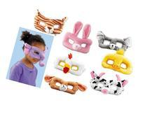 Fun Faces Washable Animal Masks