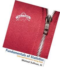 Fundamentals of Statistics Plus NEW MyStatLab with Pearson