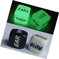 Calas Funny Sexy Dice Game Toy- Bachelor Party- Couple Toy