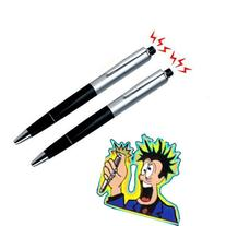 Funny Shock Gag Pen Prank Trick Toys Gift Electric Shocking