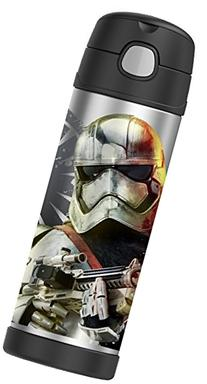 Thermos Funtainer 16 Ounce Bottle, Captain Phasma