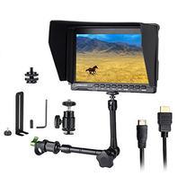 Feelworld FW759 7 inch Ultra HD 1280x800 IPS Screen Camera