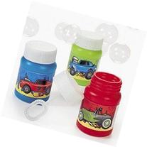 FX Educational Products - MINI RACE CAR BUBBLE BOTTLES  -