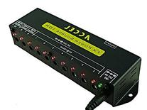 Accel FX Power Source 10M, 10 Output Power Supply for Guitar