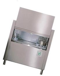 FX44 Single Tank Conveyor Dishwasher with 210 Racks of