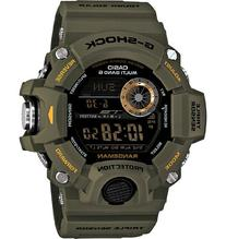 Men's Casio G-Shock RANGEMAN Master of G Series Green Resin