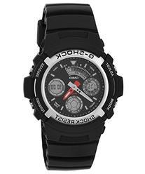Casio G-Shock Worldtime Men's Watch - AW590-1A