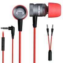 GranVela G10 3.5mm Jack Earphones With Microphone - Retail