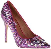 Steve Madden Women's Galaxxie Dress Pump, Bright Multi, 5.5