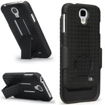 Galaxy S4 Case, i-BLASON Transformer Hard Shell Case Holster