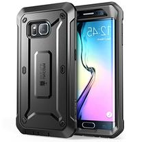 Galaxy S6 Edge Case, SUPCASE Full-body Rugged Holster Case