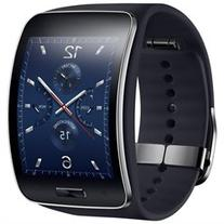 Samsung Galaxy Gear S R750 SM-R750A Smart Watch - Black