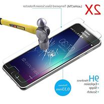 Galaxy Note 5 Screen Protector, JETech 2-Pack Premium