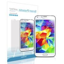 amFilm Galaxy S5 Tempered Glass Screen Protector for Samsung