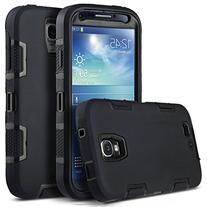 Galaxy S4 Case, Knox Armor S4 Case - ULAK Shockproof Hybrid