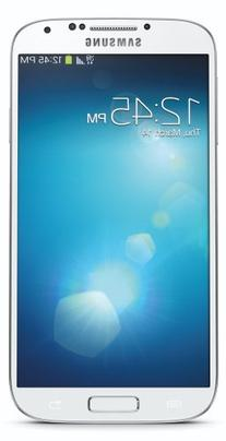 Samsung Galaxy S4 White - No Contract Phone