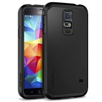 Spigen Tough Armor Galaxy S5 Case with Extreme Heavy Duty