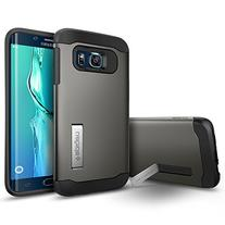 Spigen Slim Armor Galaxy S6 Edge Plus Case with Kickstand