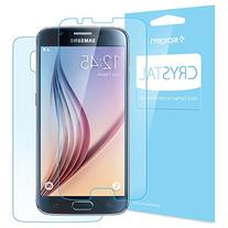Spigen Crystal Clear Galaxy S6 Screen Protector with Crystal