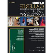 ILFORD 2001736 GALERIE Prestige Smooth Gloss - 11 x 17