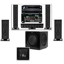 Gallery G-28 5.1 Home Theater-SW-310-Onkyo TX-NR838 7.
