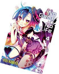 No Game, No Life Vol. 1